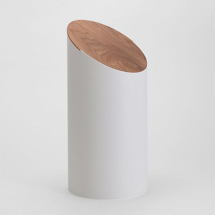 (複製)MOHEIM|SWING BIN 灰 楓木 垃圾桶
