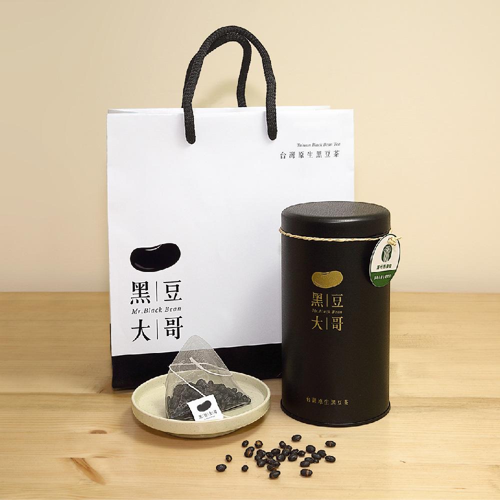 黑豆大哥|台灣原生黑豆茶3入