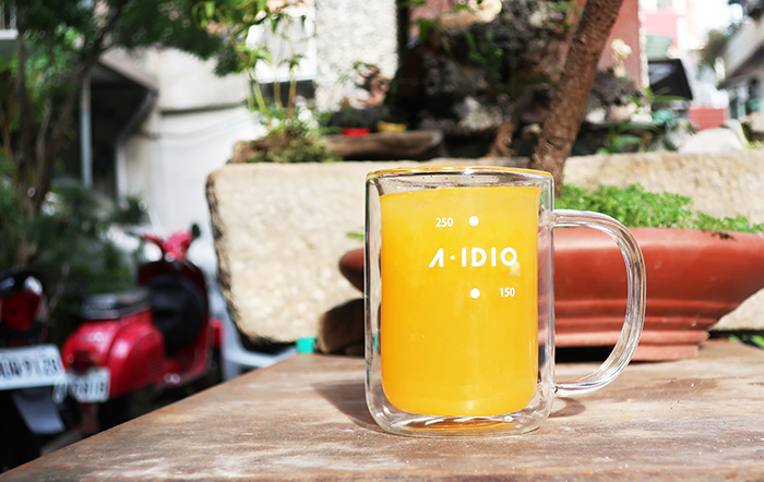 (複製)A-IDIO 耐熱玻璃壺(360ml)