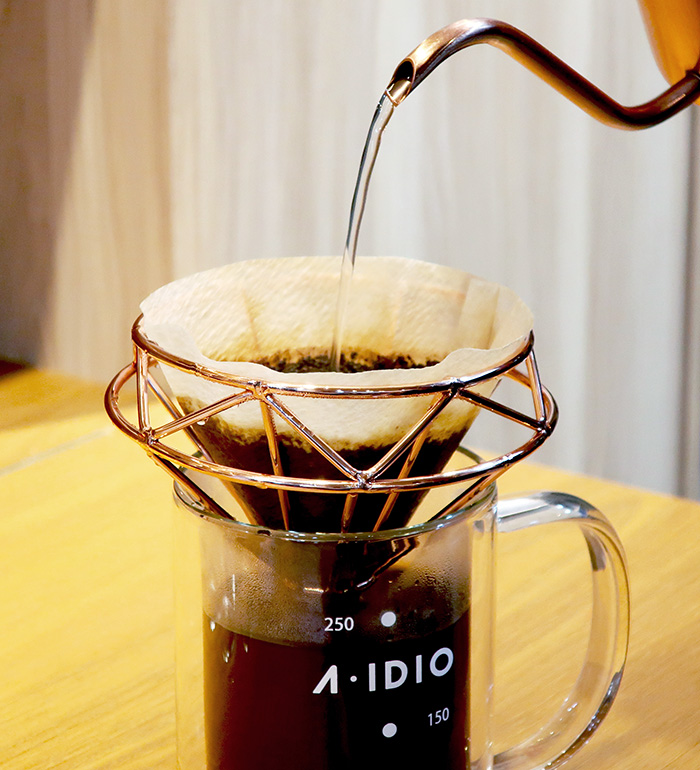 A-IDIO|鑽石咖啡濾杯壺組