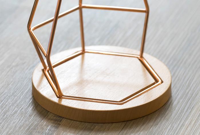 (複製)A-IDIO 鑽石咖啡濾杯(附絨布袋)—玫瑰金
