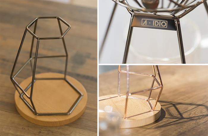 A-IDIO|鑽石手沖架