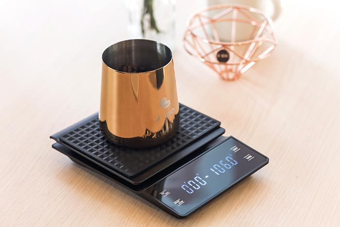 (複製)A-IDIO|鑽石咖啡濾杯(曜石黑)