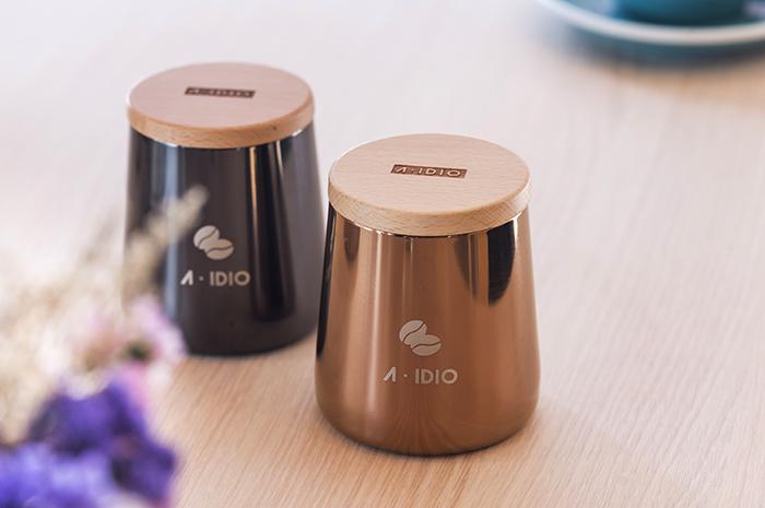 (複製)A-IDIO|鈦金密封罐(爵士黑)