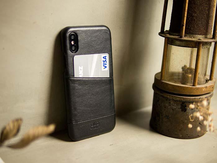 (複製)Alto|iPhone X 皮革保護殼 Original (萊姆綠)