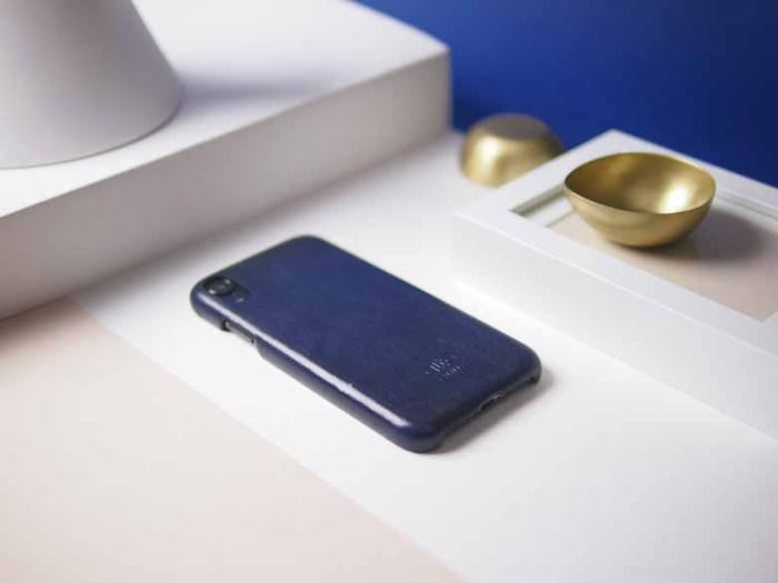 Alto|iPhone XR 皮革保護殼 Original (海軍藍)