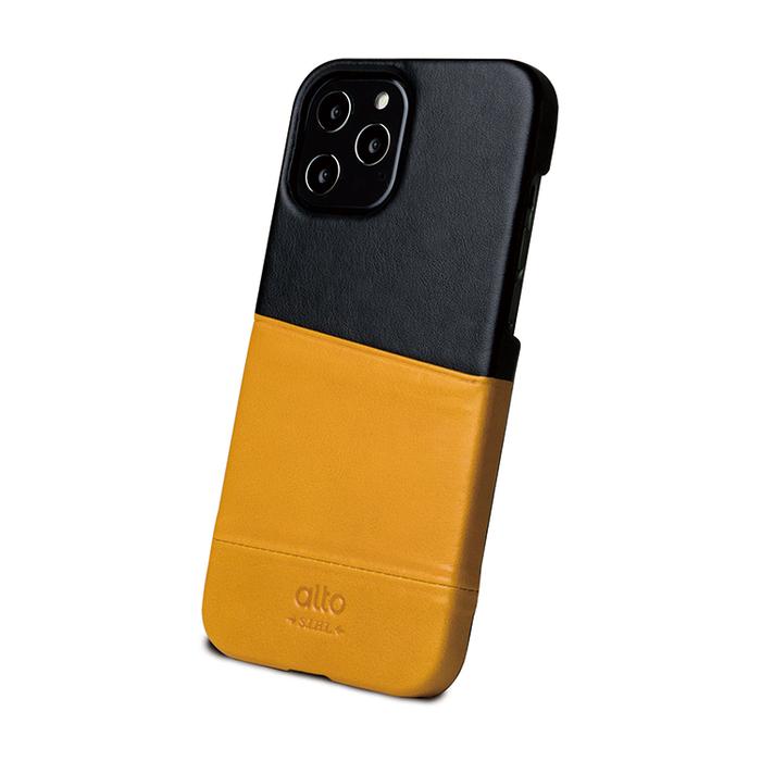 (複製)Alto|iPhone 12 Pro Max 6.7吋 插卡皮革手機殼背蓋 Metro (海軍藍/礫石灰)