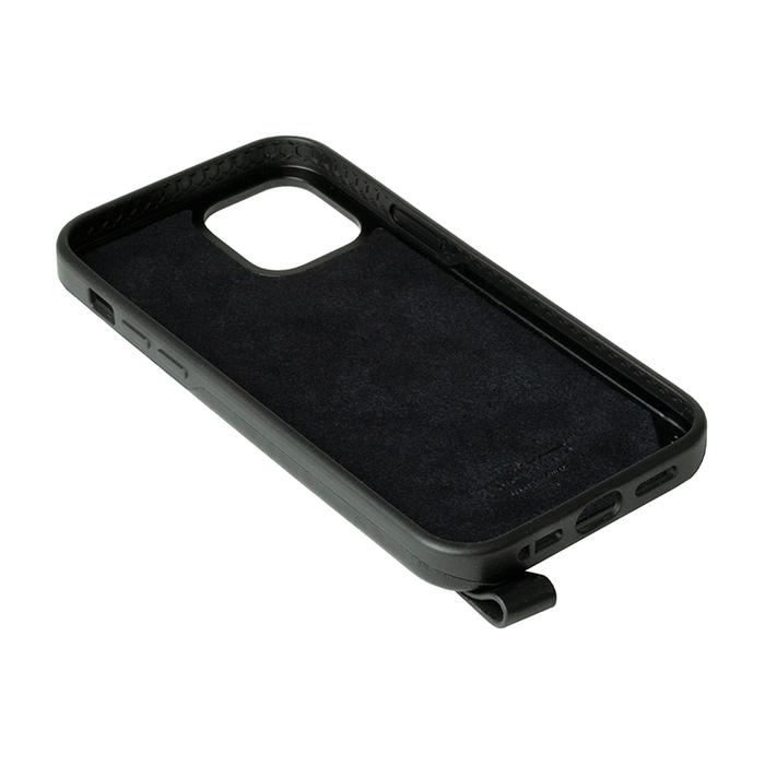 (複製)Alto|iPhone 12 /Pro 6.1吋 頸掛卡插皮革防摔手機殼Anello 360 - (森林綠) (附頸掛繩)