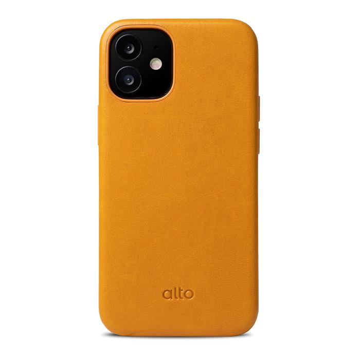(複製)Alto iPhone 12 Pro Max  6.7吋 頸掛卡插皮革防摔手機殼Anello 360 - (渡鴉黑) (附頸掛繩)