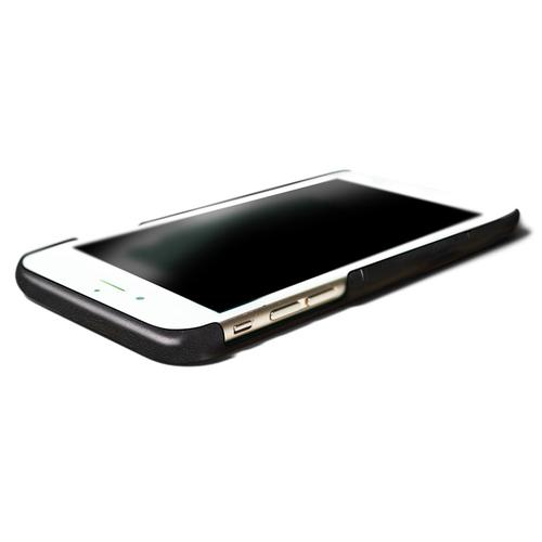Alto iPhone SE2/ iPhone 8 / iPhone 7 真皮手機殼背蓋,Metro(黑色)