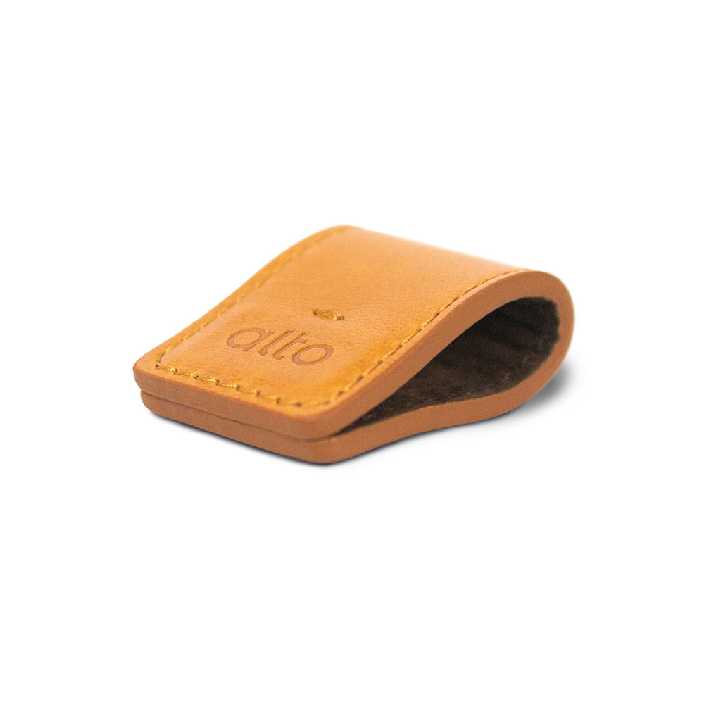 alto|多功能皮革磁鐵夾/書籤/筆夾/耳機收納 Smart Holder(淺棕色)