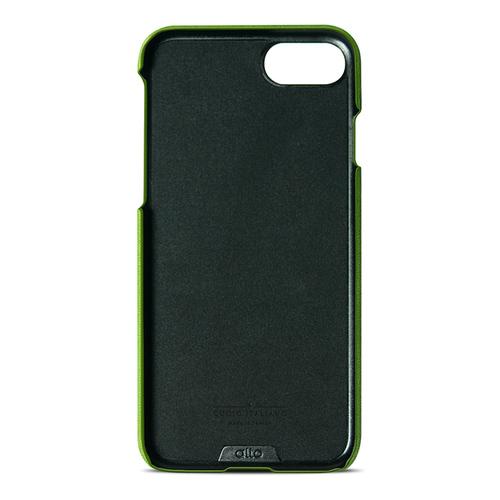 Alto|iPhone SE2/8/7 真皮手機殼背蓋,Original(萊姆綠)
