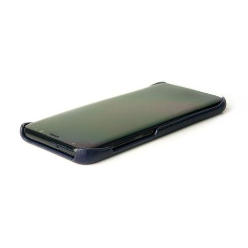 Alto Samsung Galaxy S8 真皮手機殼背蓋 Original - 海軍藍