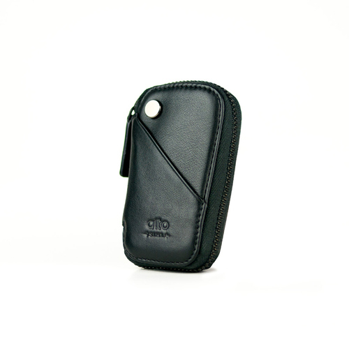 Alto 鑰匙收納包 Key Pouch (渡鴉黑)