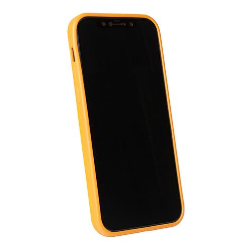 Alto|iPhone 12 /Pro   6.1吋 真皮手機殼背蓋 Original 360 - (焦糖棕)