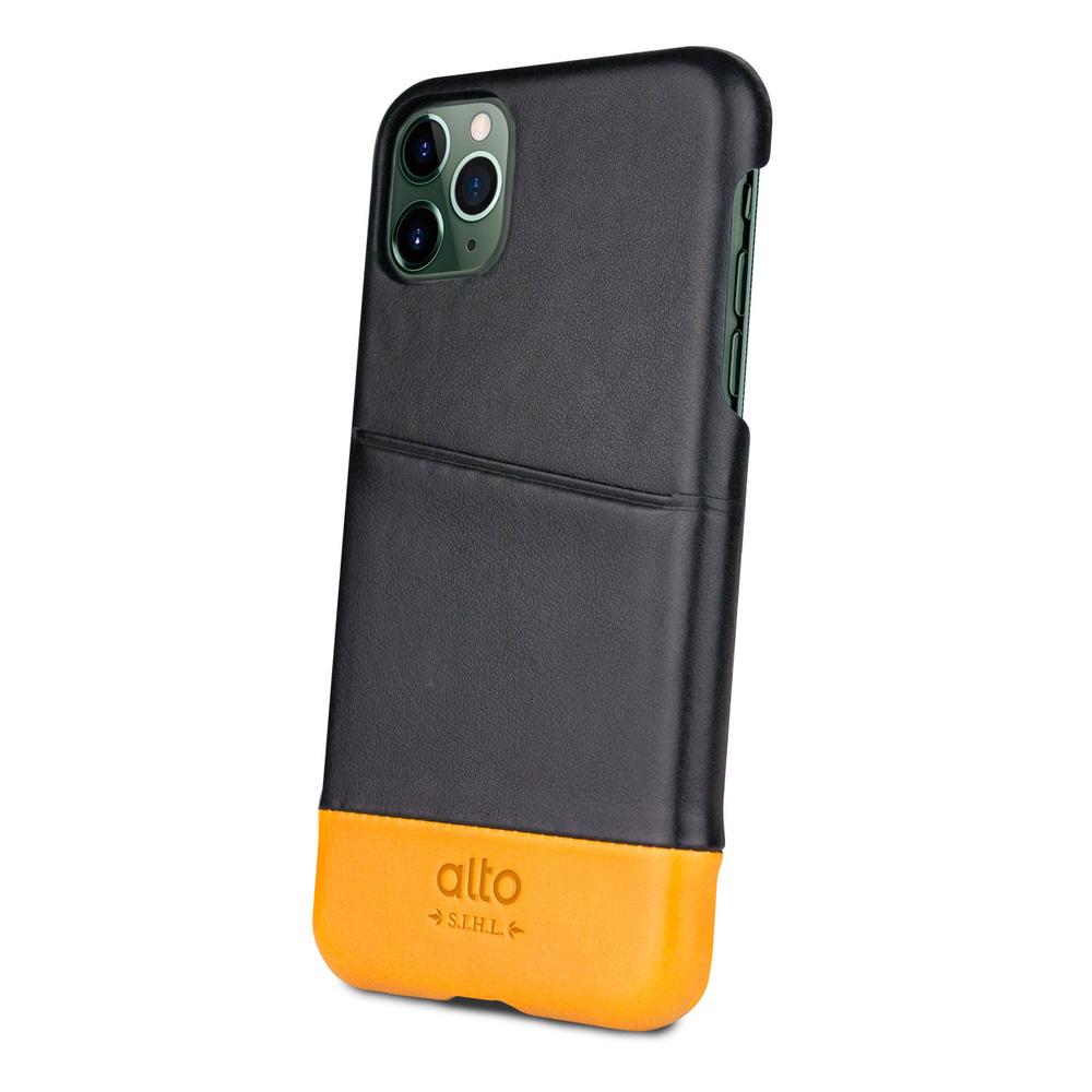 Alto iPhone 12 mini 皮革保護殼5.4吋 Metro (礫石灰)