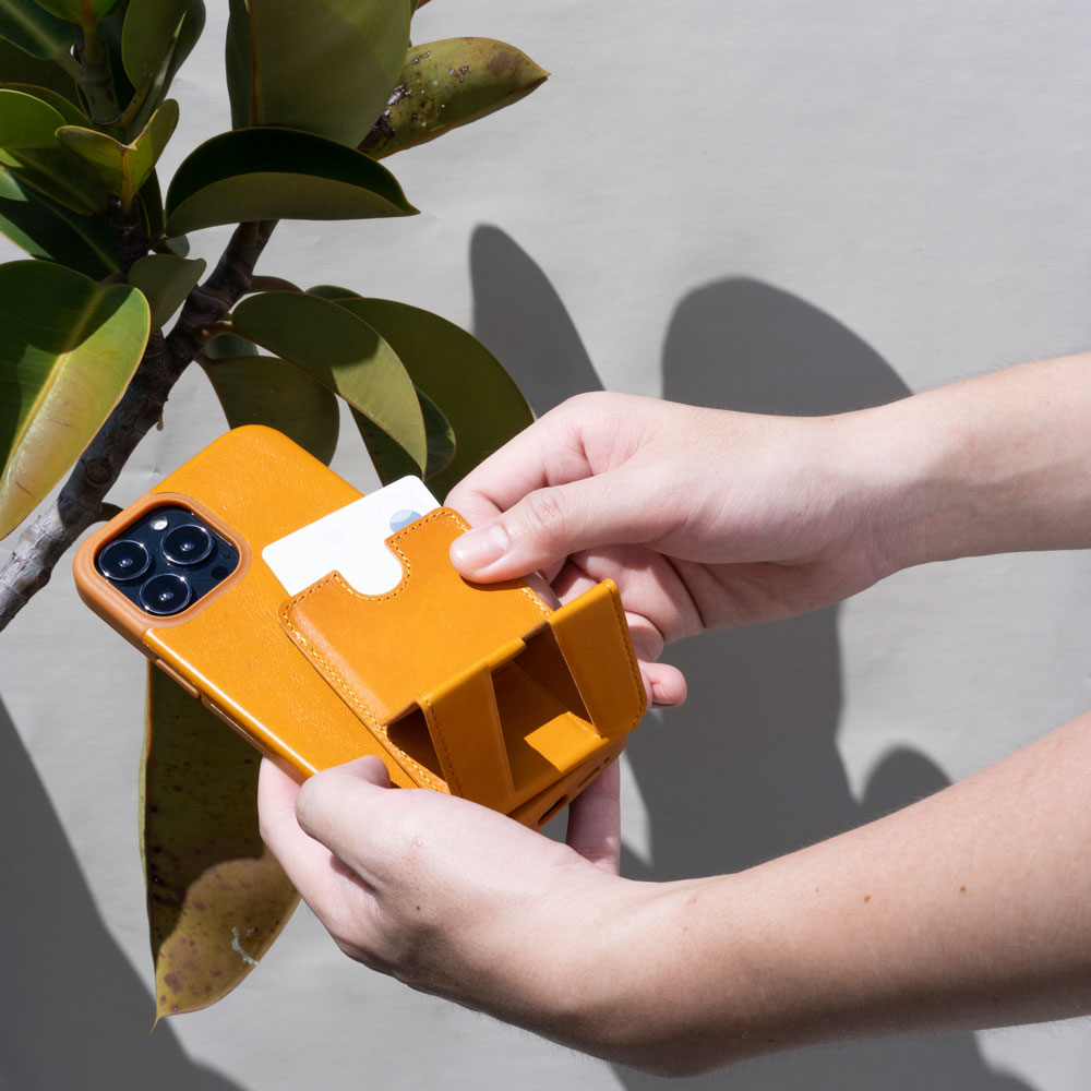 Alto|Original 360 磁吸式皮革手機殼(支援 MagSafe) iPhone 13/Pro/Max