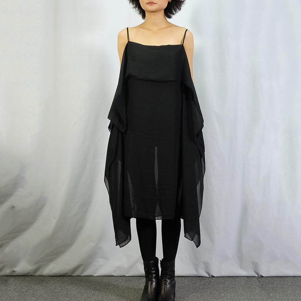 DIALOGUE|雪紡洋裝