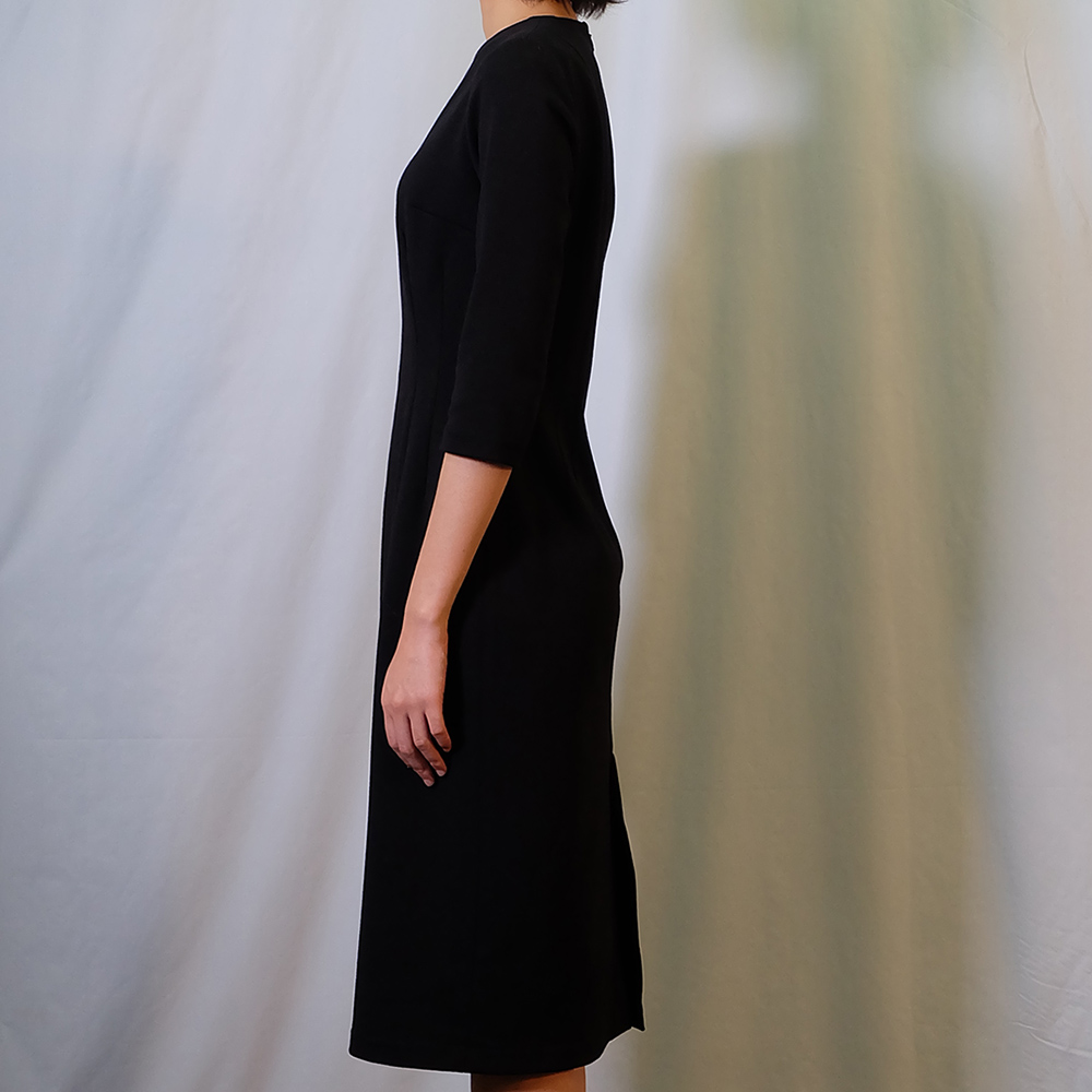 DIALOGUE|赫本風復古洋裝