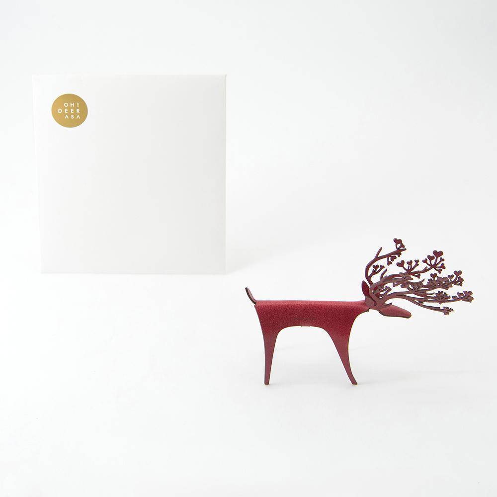 PLEASANT|愛你快鹿禮卡 Deer Card Love(櫻桃)