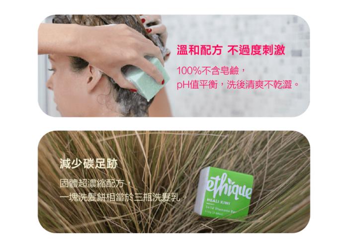 紐西蘭Ethique 選擇障礙救星 -熱賣洗潤髮餅一次擁有