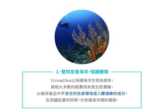 美國Stream2Sea|友善海洋防曬乳 運動型-SPF30(90ml)