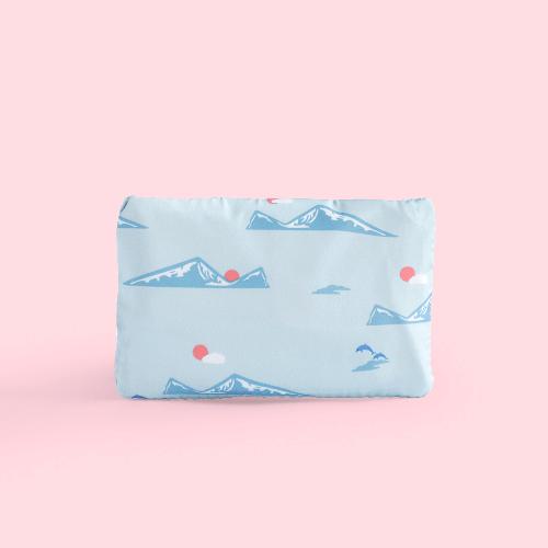 好日子|Pockeat環保食物袋  (小食袋) 龜山島