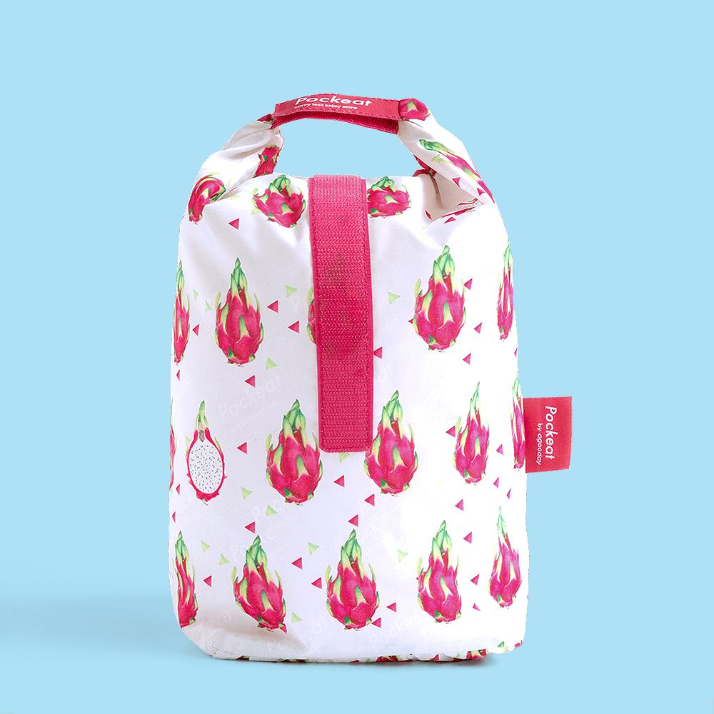 好日子 | Pockeat環保食物袋  (大食袋) 火龍果
