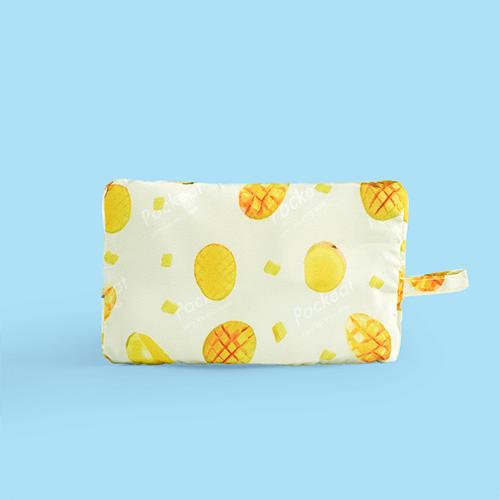 好日子|Pockeat環保食物袋  (大食袋) 芒果