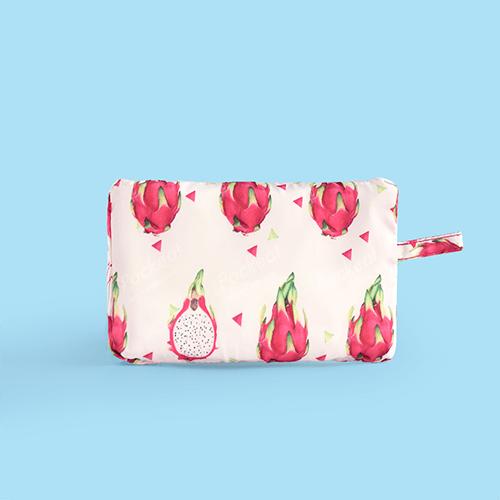 好日子   Pockeat環保食物袋  (小食袋) 火龍果