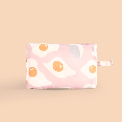 好日子|Pockeat環保食物袋  (小食袋) 蛋蛋的哀傷
