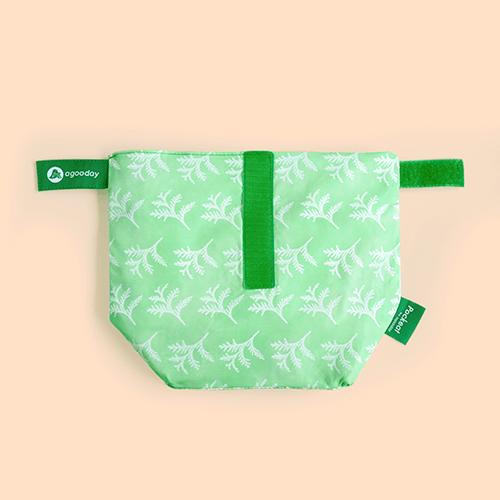 好日子 | Pockeat環保食物袋  (小食袋) 紅檜
