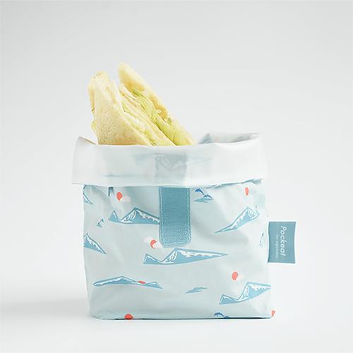 好日子|Pockeat環保食物袋  (小食袋) 紅檜
