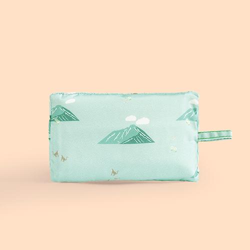 好日子 | Pockeat環保食物袋  (小食袋) 玉山