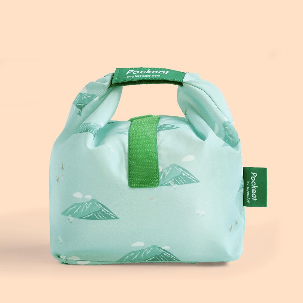 好日子 Pockeat環保食物袋  (小食袋) 玉山