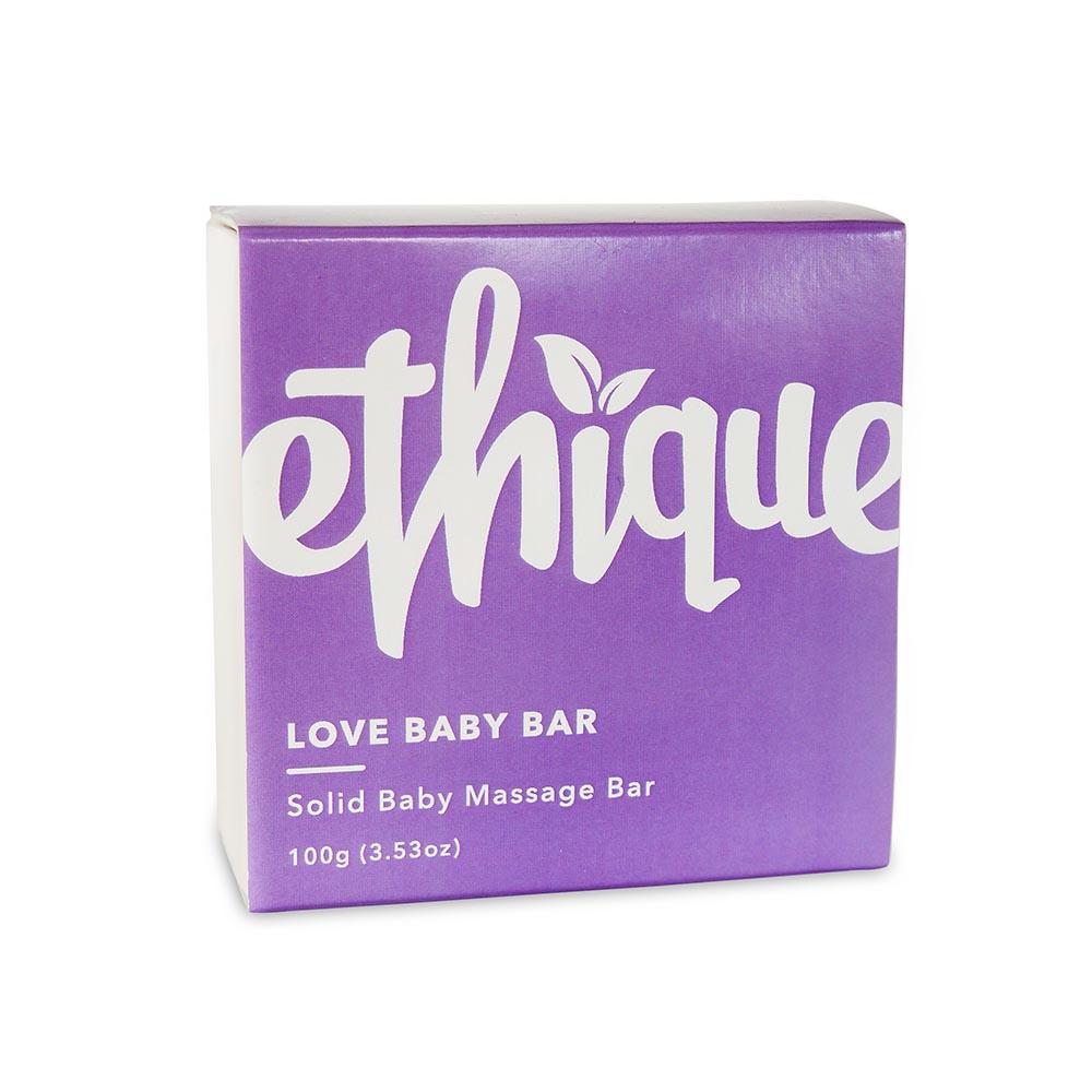 紐西蘭Ethique|心愛寶貝 (嬰兒專用潤膚按摩餅)