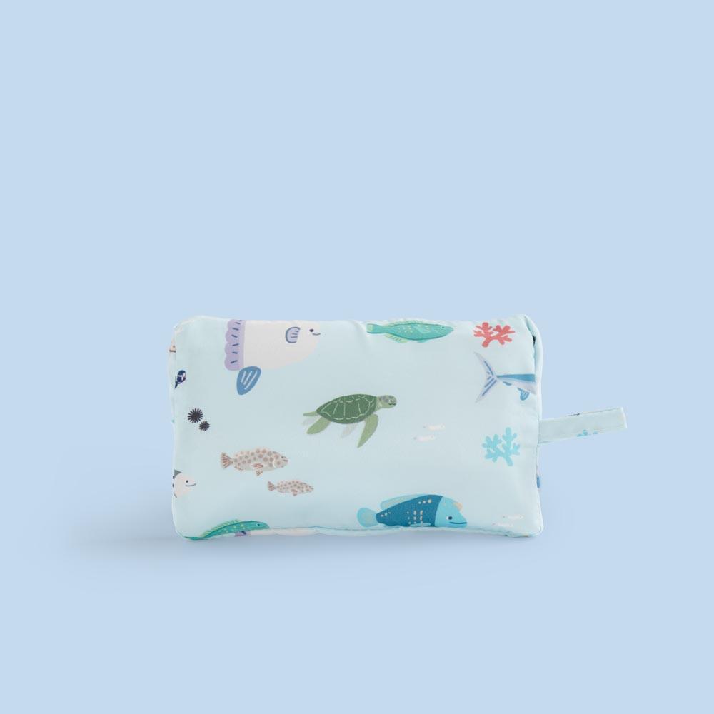 好日子 | Pockeat環保食物袋  (小食袋) 我不是海鮮