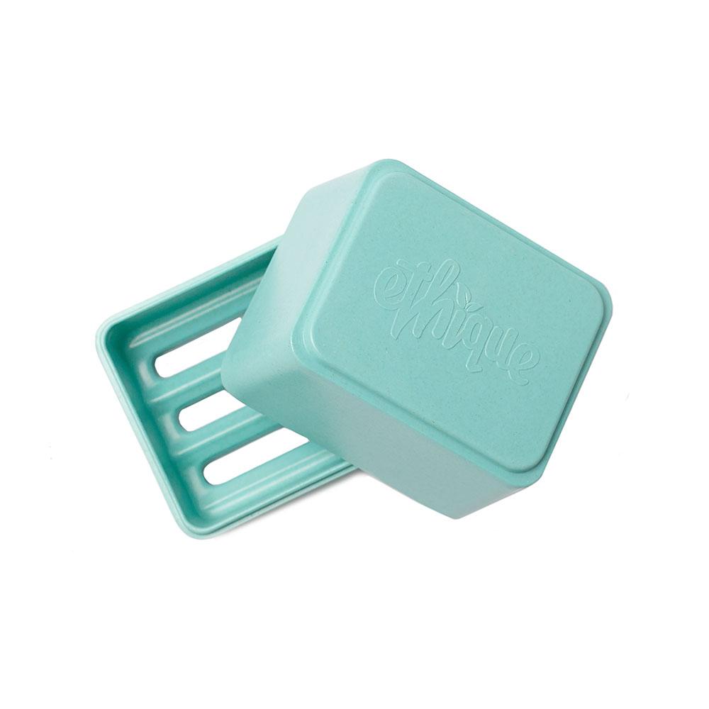 紐西蘭Ethique|洗髮餅專用收納盒-水藍