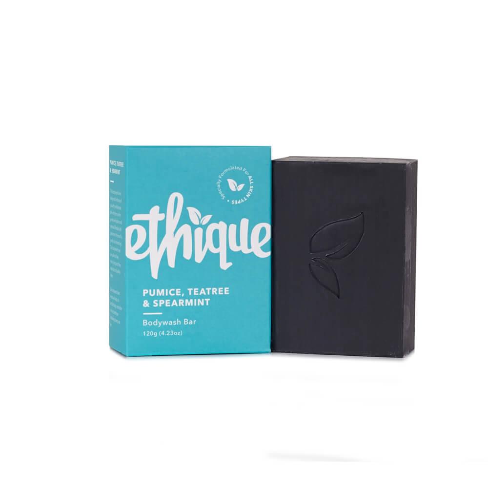 紐西蘭Ethique|光滑溜溜 (浮石&茶樹沐浴皂)