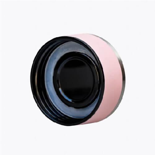 澳洲Fressko 繽紛炫彩雙層不鏽鋼保溫杯 – 綻放粉