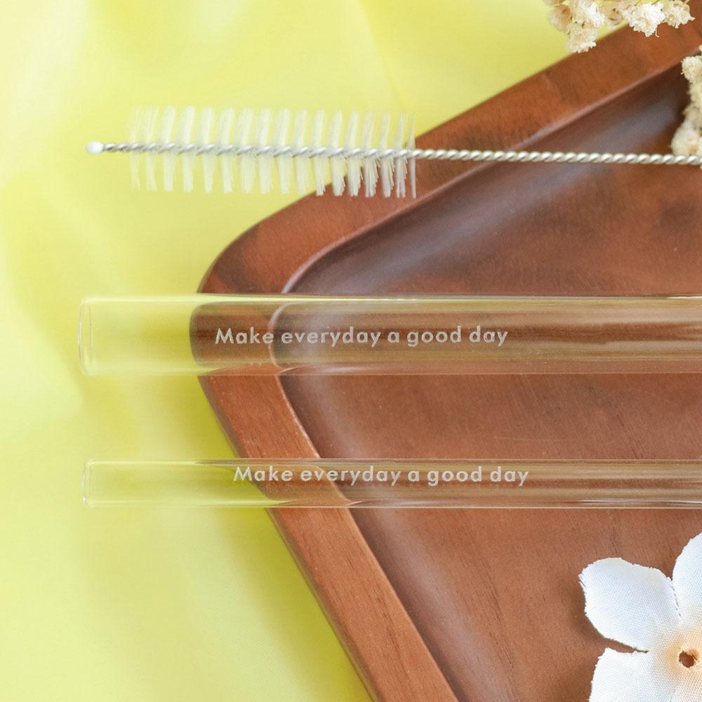 好日子|小小改變玻璃吸管組 - 日日是好日
