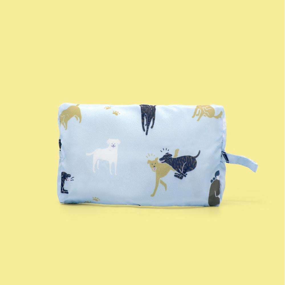 好日子 | Pockeat環保食物袋(小食袋)相信動物