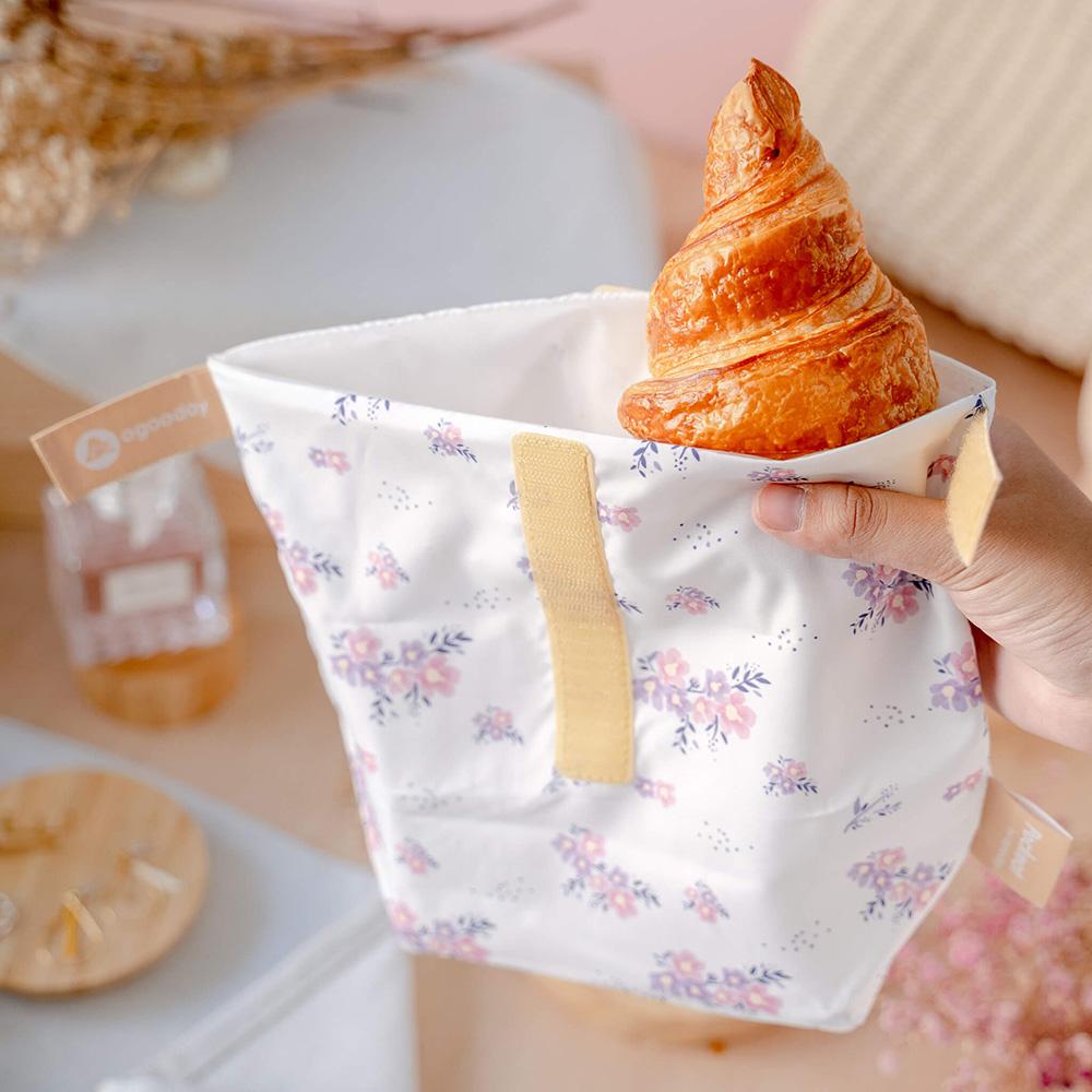 好日子|Pockeat環保食物袋(小食袋)我的花語