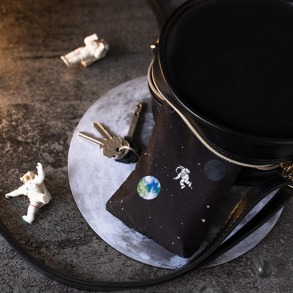 好日子|Pockeat環保食物袋(大食袋)太空漫遊