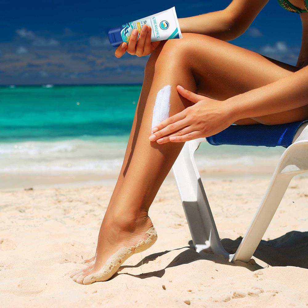美國Stream2Sea|友善海洋防曬乳 運動型-SPF30 潤色款(90ml)