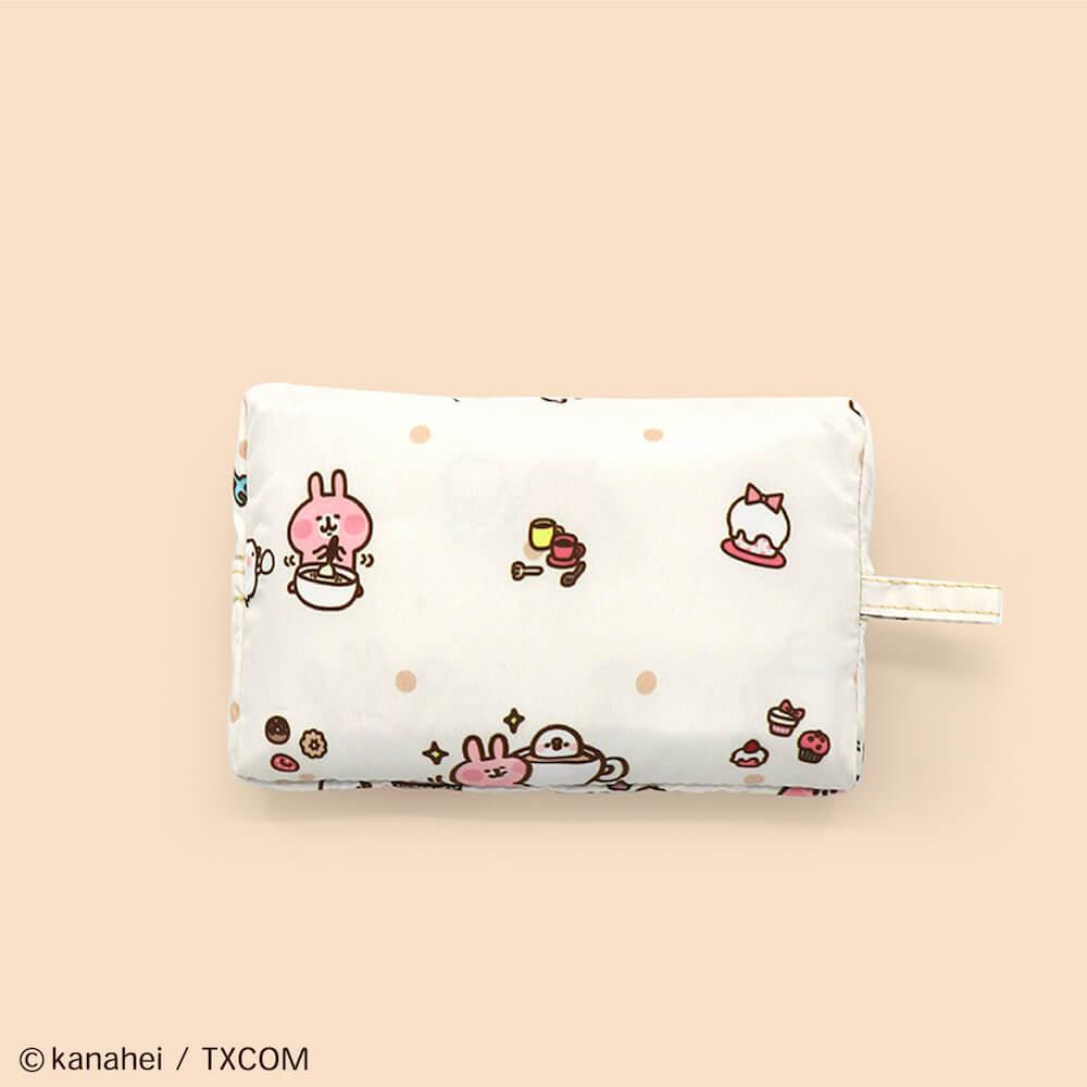 好日子|Pockeat環保食物袋(大食袋)卡娜赫拉的小動物-蛋糕吃飽飽