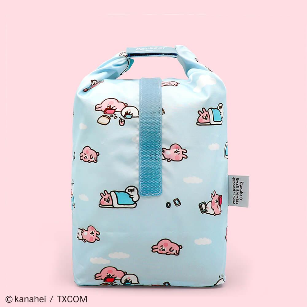 好日子|Pockeat環保食物袋(大食袋)卡娜赫拉的小動物-一起懶洋洋
