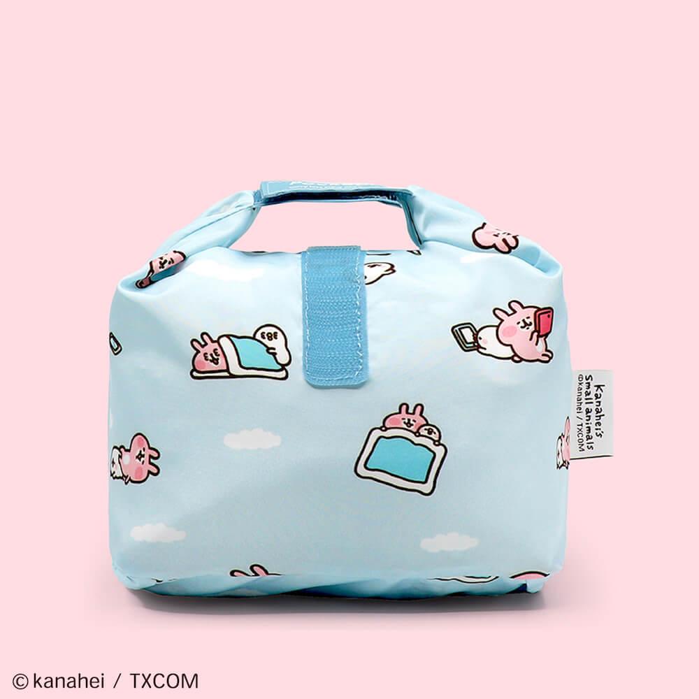 好日子|Pockeat環保食物袋(小食袋)卡娜赫拉的小動物-一起懶洋洋