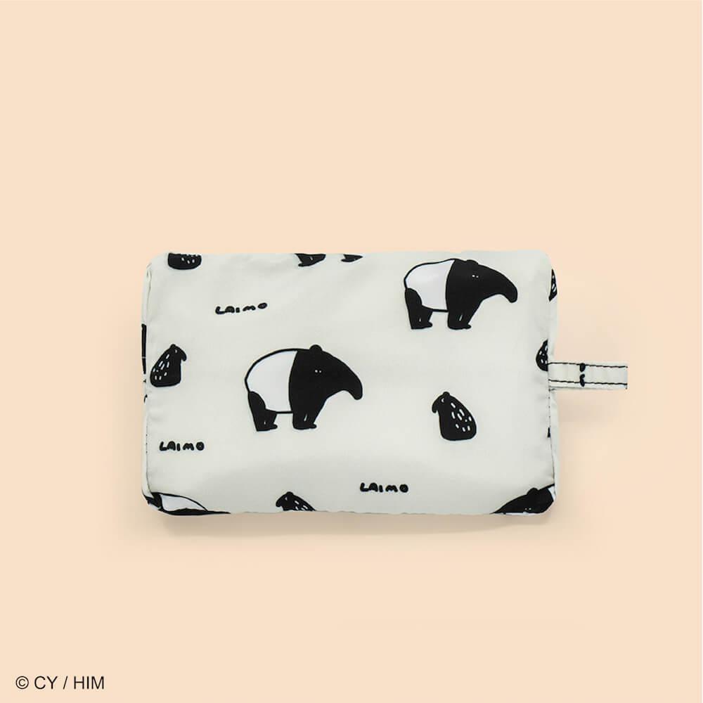 好日子|Pockeat環保食物袋(小食袋)馬來貘 - 要廢在一起