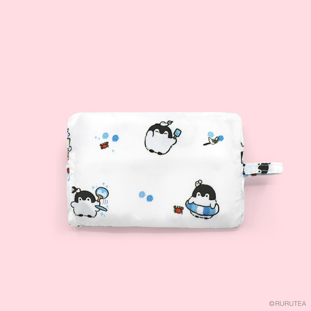 好日子|Pockeat環保食物袋(小食袋)正能量企鵝 - 涼涼一夏